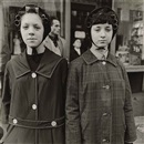 Diane Arbus, Two Girls in Curlers, N.Y.C