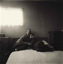Diane Arbus, A Blind Couple in their Bedroom, Queens, N.Y