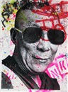 Mr. Brainwash, Dalai Lama