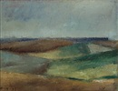 Jeppe Vontillius, Landscape with fields