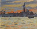 Ken Howard, Sunset, Venice