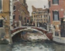 Ken Howard, Bridge over the canal