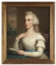 Attributed To Ralph Earl, Portrait of Anne Willing Bingham (1764-1801)