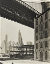 Berenice Abbott, Brooklyn Bridge