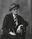 Berenice Abbott, James Joyce
