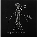 Jean-Michel Basquiat, Album cover (Album inside)