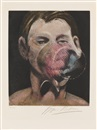 Francis Bacon, Portrait de Peter Beard