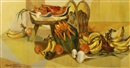 Romeo V. Tabuena, Still life with fruits and vegetables
