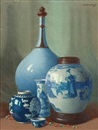 Willem Hermanus Coetzer, Symphony in blue