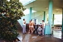 Mitch Epstein, Miami Beach II, Florida (girls in bikinis on pay phones)