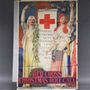 Edwin Howland Blashfield, WWI Red Cross Christmas roll call (in 2 parts