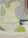 Alex Katz, Still Life with Pitcher