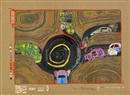 Friedensreich Hundertwasser, Regentag Portfolio (portfolio of 10 in original wooden box)