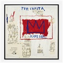 Jean-Michel Basquiat, Untitled (Per Capita)