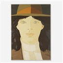Alex Katz, The Orange Band