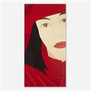 Alex Katz, Red Coat