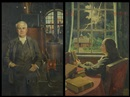 George R. Havelka, Ben Franklin; Thomas Edison (2 works)