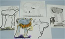 David Hare, Lions (portfolio of 15 works)