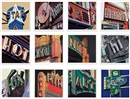 Robert Cottingham, American Signs portfolio (set of 12)