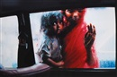 Steve McCurry, Mother and child at car window, bombay, india