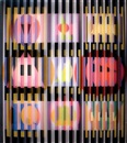 Yaacov Agam, Midnight #5