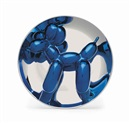Jeff Koons, Balloon Dog (Blue)