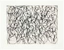 Brice Marden, Cold Mountain Series, Zen Studies