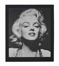 Russell Young, Marilyn Portrait