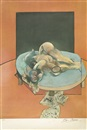 Francis Bacon, Studies of the human body
