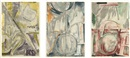 Jasper Johns, Voice 2 (3 works)