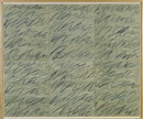Cy Twombly, Roman notes (portfolio of 6)
