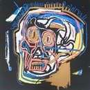 Jean-Michel Basquiat, Untitled (head)