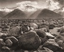 Ansel Adams, Mount Williamson, Sierra Nevada (from Manzanar)