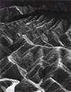 Ansel Adams, Zabriskie Point, Death Valley National Monument, California
