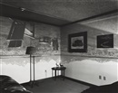 Abelardo Morell, Camera Obscura Image of the Grand Tetons in Resort Room