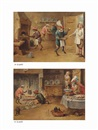 Circle Of David Teniers the Younger, The monkey pastry chefs (+ The monkey chefs; pair)