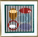 Yaacov Agam, Untitled 2 (from the About Agam portfolio)