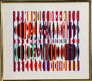 Yaacov Agam, Untitled 5 (from the About Agam portfolio)