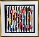 Yaacov Agam, Untitled 6 (from the About Agam portfolio)