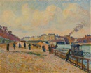Armand Guillaumin, Quai Saint-Bernard, Paris, Quai Saint-Bernard, Paris