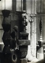 Constantin Brancusi, View of the Studio: Portrait of Madame L.R