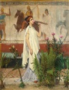 Sir Lawrence Alma-Tadema, A Greek Woman