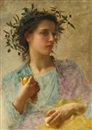 William Adolphe Bouguereau, L'Été