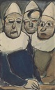 Georges Rouault, Trio clownesque