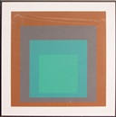 Josef Albers, SPI/Homage to the square, SPI/Homage to the square