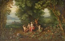 Jan Brueghel the Younger, Allegory of earth