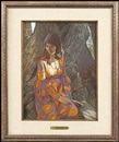 Herbert Laurence Davidson, Seated girl