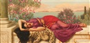 John William Godward, Dolce far Niente