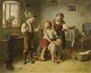 Edmund Adler, Children at Play