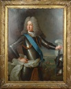 Attributed To Jean Marc Nattier, Portrait du Duc d'Orléans